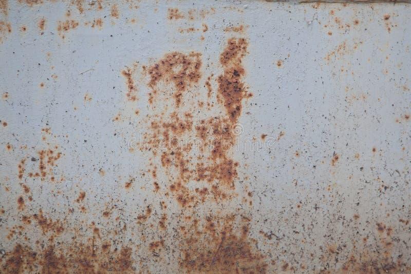 Ржавчина на стене стоковая фотография rf
