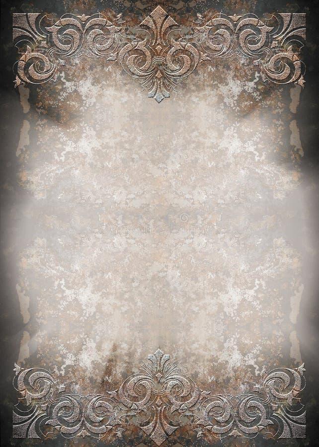 ржавчина бесплатная иллюстрация