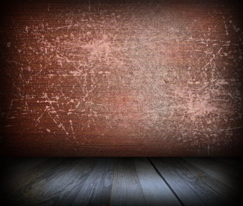 Ржавый поцарапанный внутренний фон стоковое изображение rf