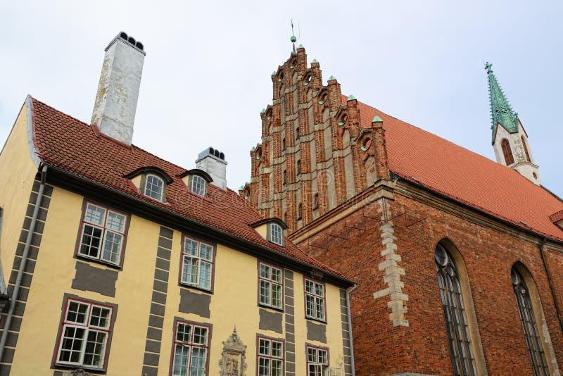 Download Рига, Латвия стоковое фото. изображение насчитывающей место - 33735958