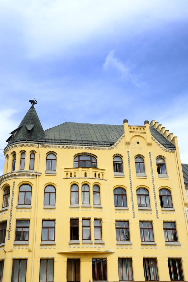 Рига, Латвия стоковое фото