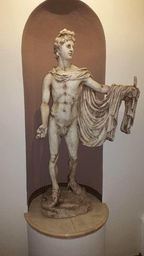 римская скульптура стоковое фото