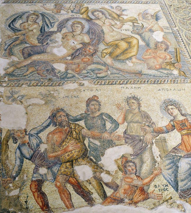 мозаики картинки римские