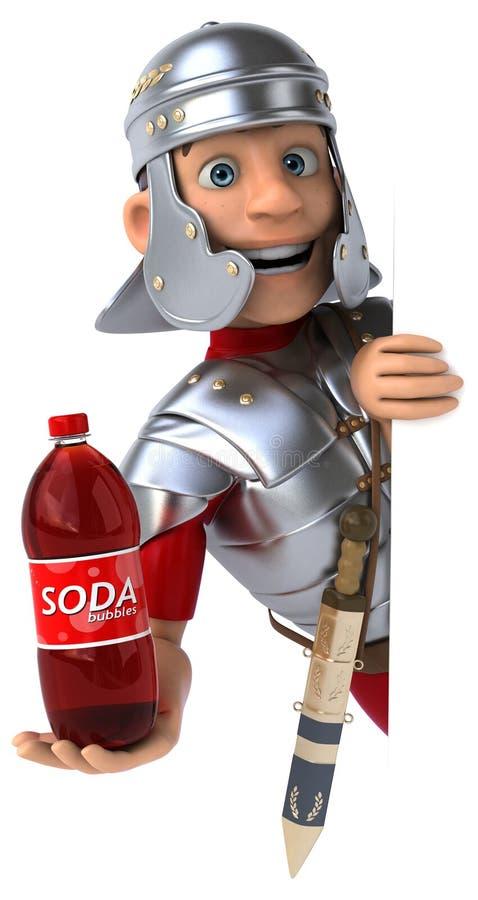 римский воин бесплатная иллюстрация