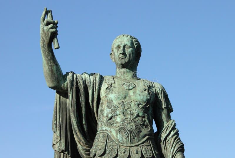 Римский император Нерва стоковые фотографии rf
