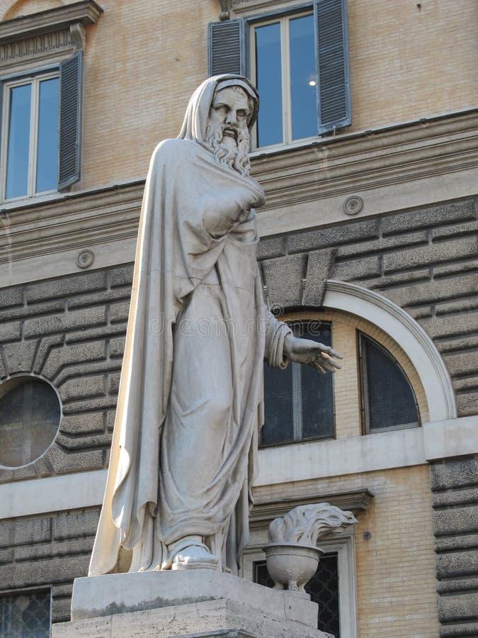 Римский священник стоковое фото rf