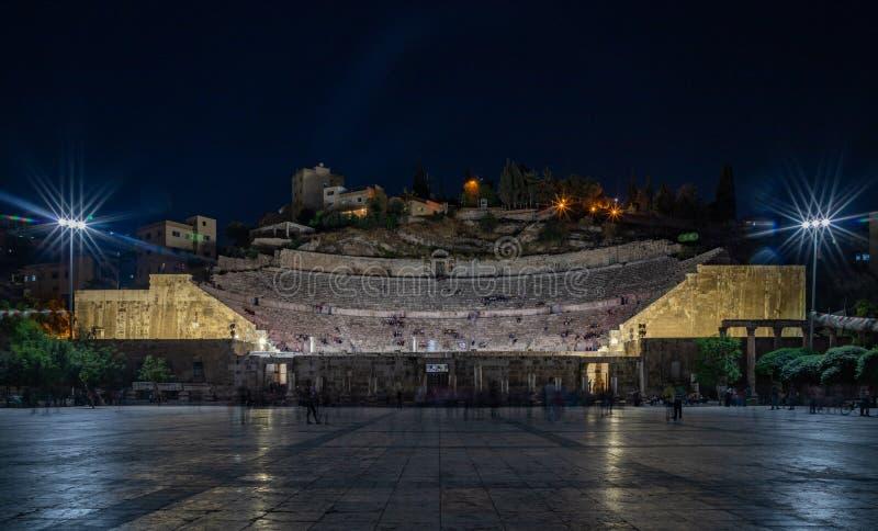 Римский театр IV стоковые изображения