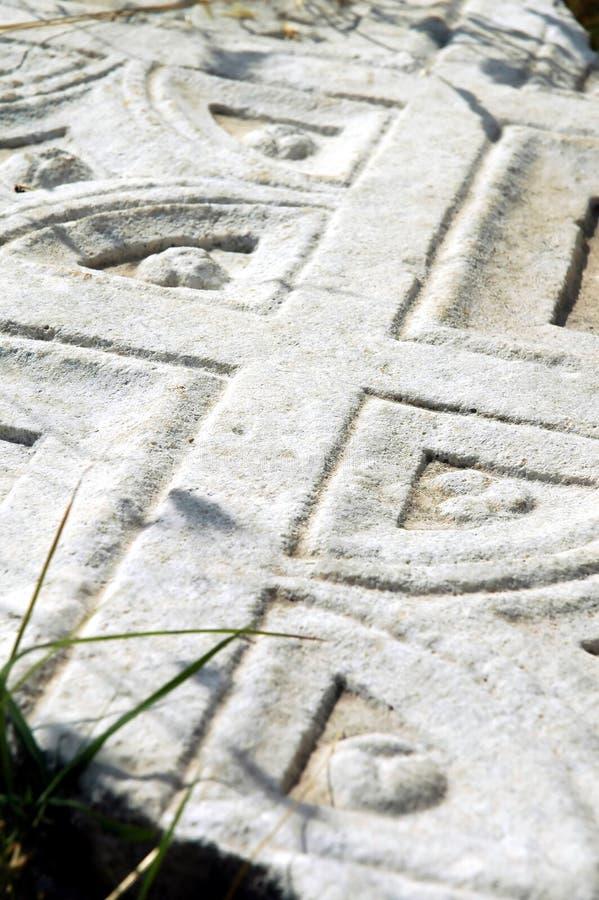 римское fret старое стоковые изображения rf