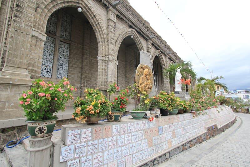 Римско-католическая епархия Nha Trang стоковые фотографии rf