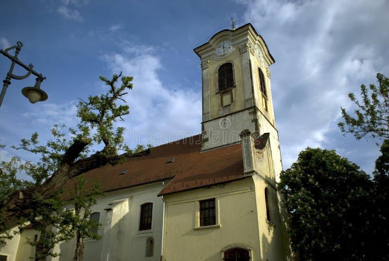 Римско-католическая церковь, Szentendre, Венгрия стоковые изображения
