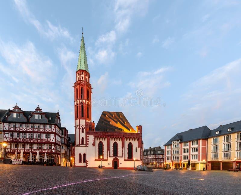 Рим Франкфурт Германия стоковое изображение