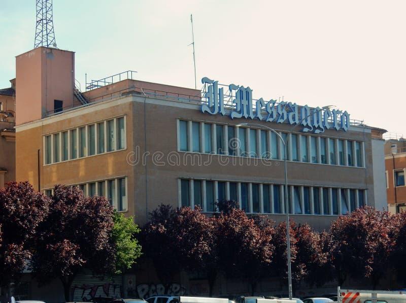 Рим - штабы посыльного стоковые фотографии rf