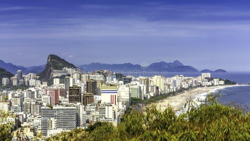 Download Рио-де-Жанейро, Бразилия стоковое фото. изображение насчитывающей панорама - 37928684