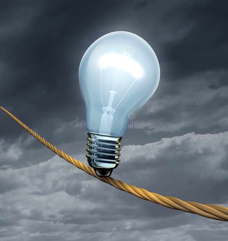 Риск идей бесплатная иллюстрация
