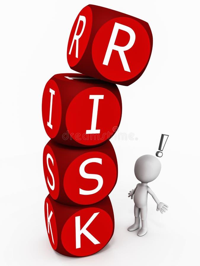 Риск бесплатная иллюстрация