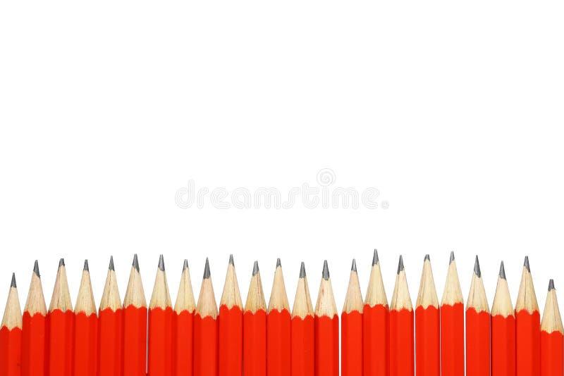 рисуйте красный цвет стоковая фотография rf