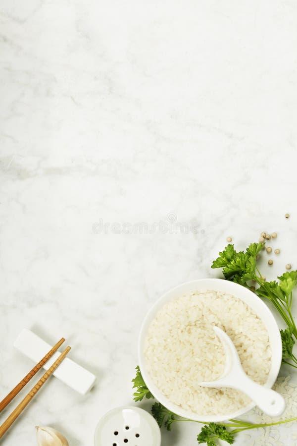 Рис и палочки стоковое изображение