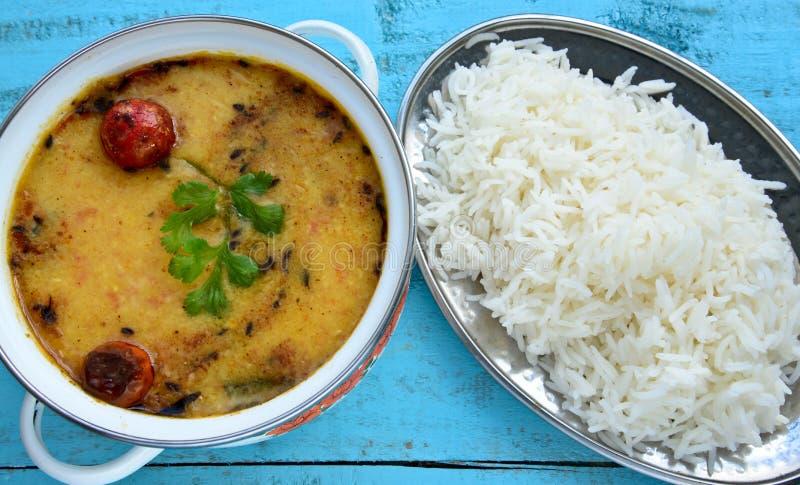 Рис и Dal стоковое изображение rf