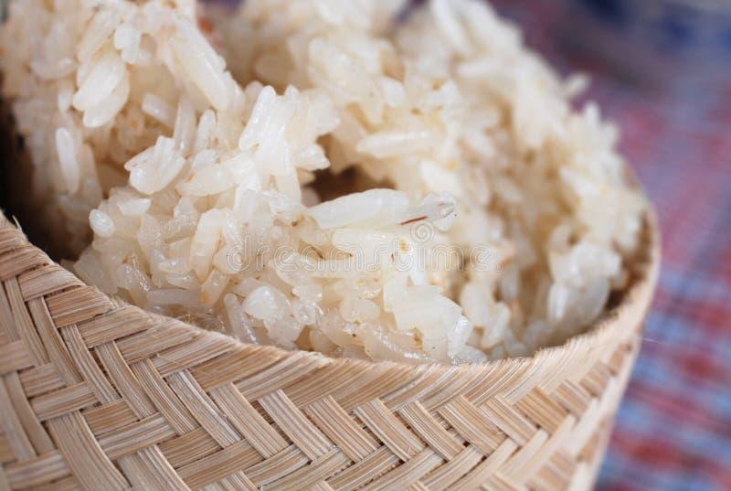 рис липкий стоковое фото rf