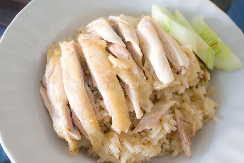 Рис цыпленка стоковые фотографии rf