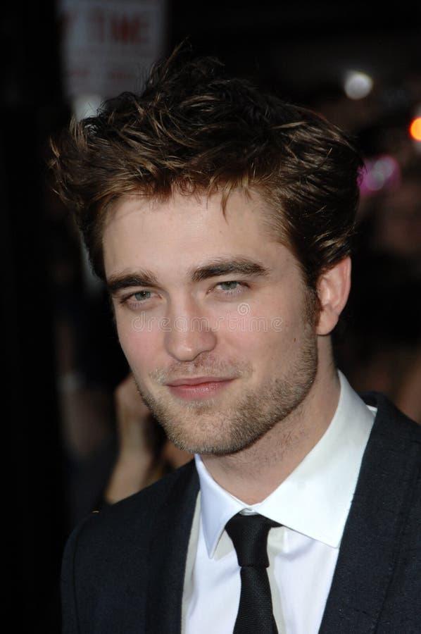 Роберт Pattinson стоковая фотография