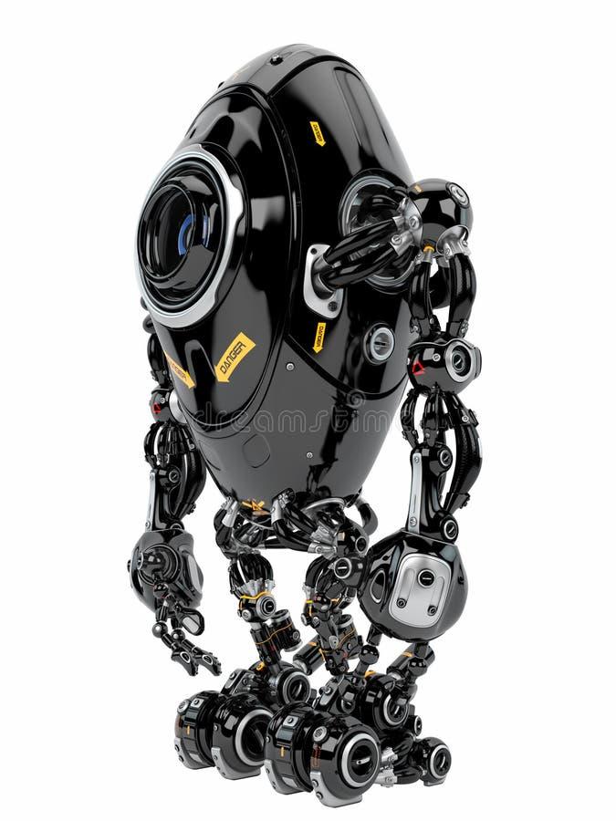Робототехническая тварь бесплатная иллюстрация