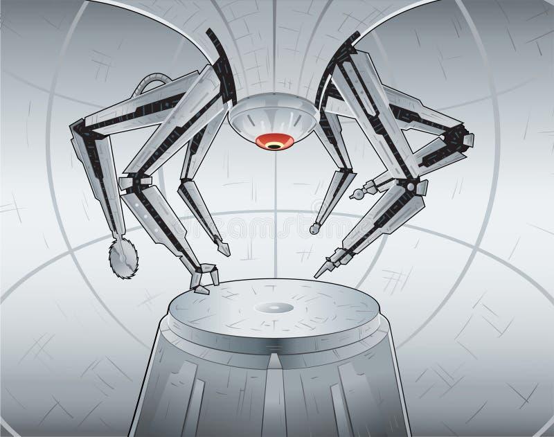 робот строителя бесплатная иллюстрация