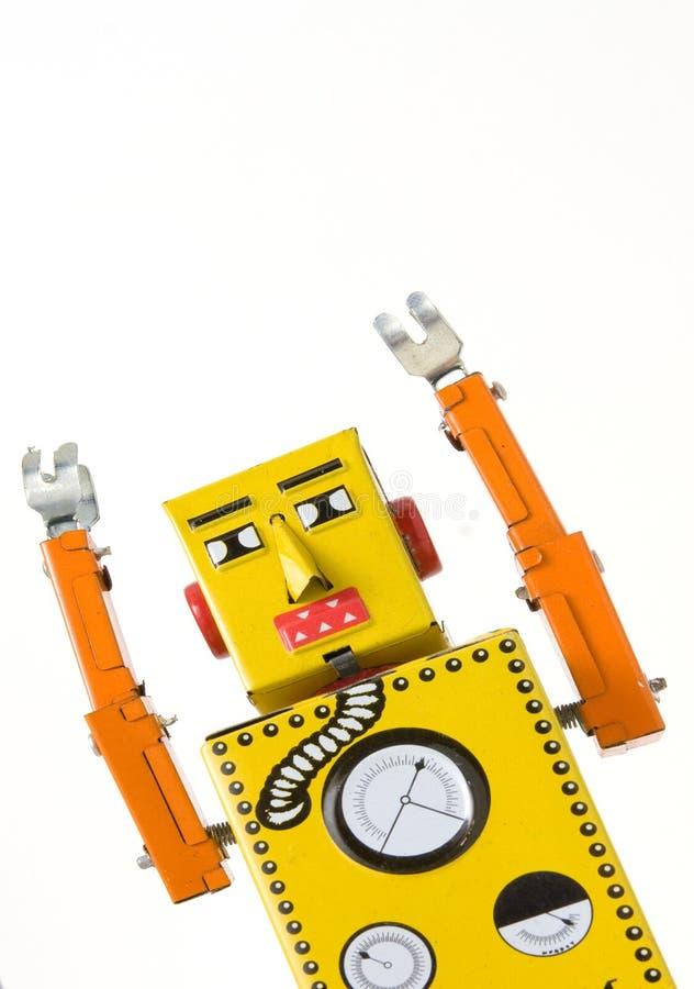 робот стоковое изображение