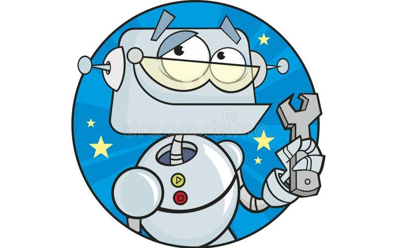робот fix бесплатная иллюстрация