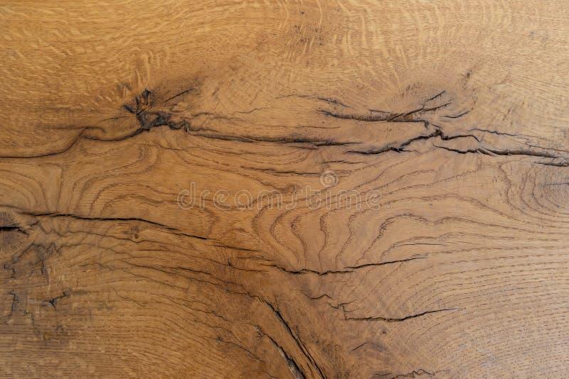 Ровная деревянная поверхность стоковая фотография rf