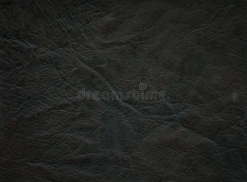 Темная кожаная текстура стоковое фото rf