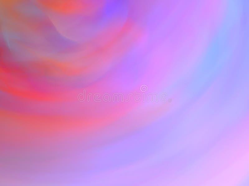 Ровное облако тумана иллюстрация вектора