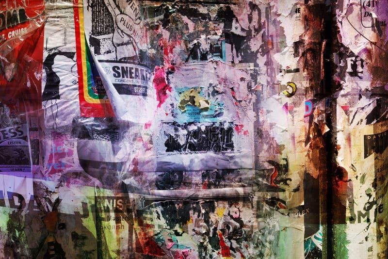 рогульки grungy стоковые изображения rf