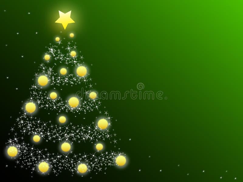 Download рождественская елка иллюстрация вектора. иллюстрации насчитывающей святейше - 18399007