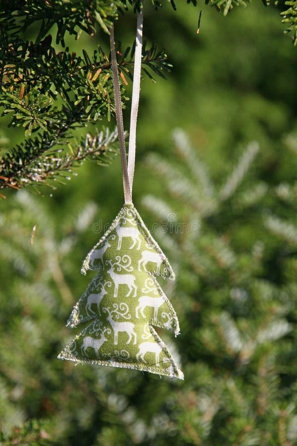 Рождественское украшение ручной работы стоковые изображения