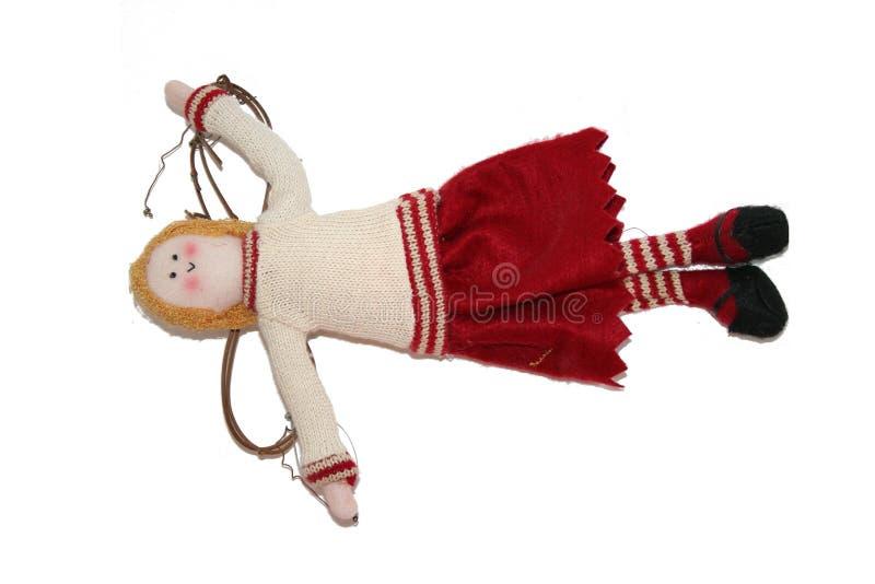 Download рождество ангела стоковое фото. изображение насчитывающей ангеликового - 1192744