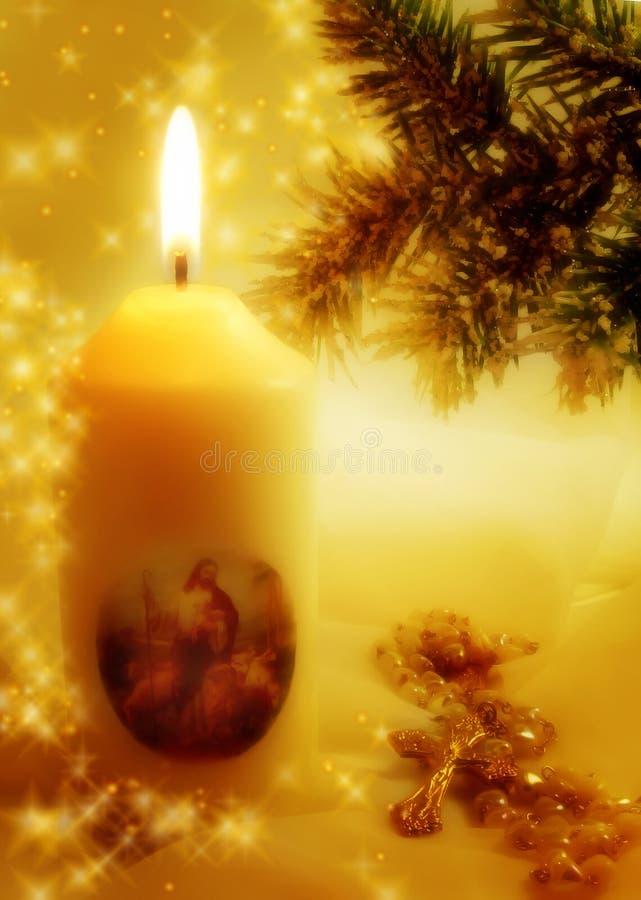 рождество вероисповедное стоковое изображение rf