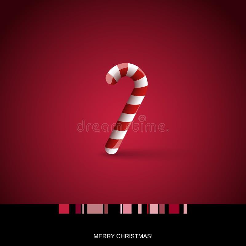 рождество карточки иллюстрация вектора