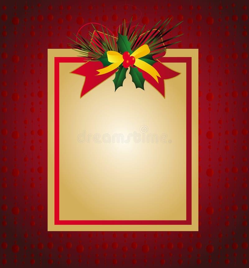 рождество карточки бесплатная иллюстрация