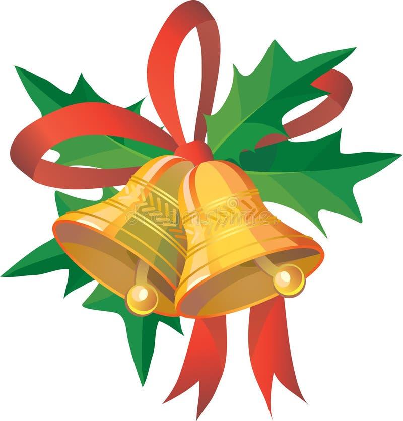 Download рождество колоколов иллюстрация вектора. иллюстрации насчитывающей украшать - 6869830