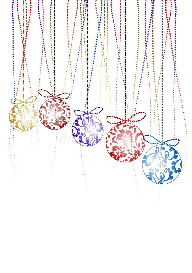 Download рождество предпосылки иллюстрация вектора. иллюстрации насчитывающей орнамент - 6861354