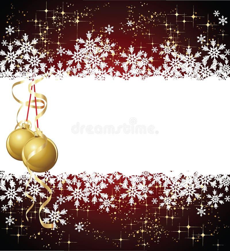 рождество предпосылок Стоковое фото RF