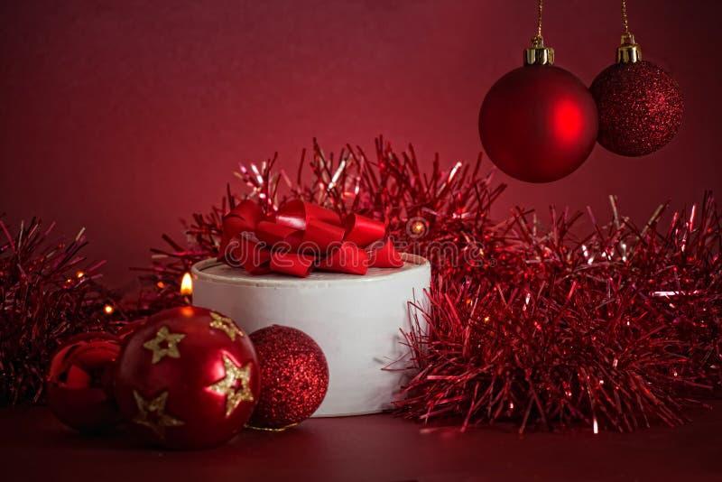 рождество расположения стоковое изображение