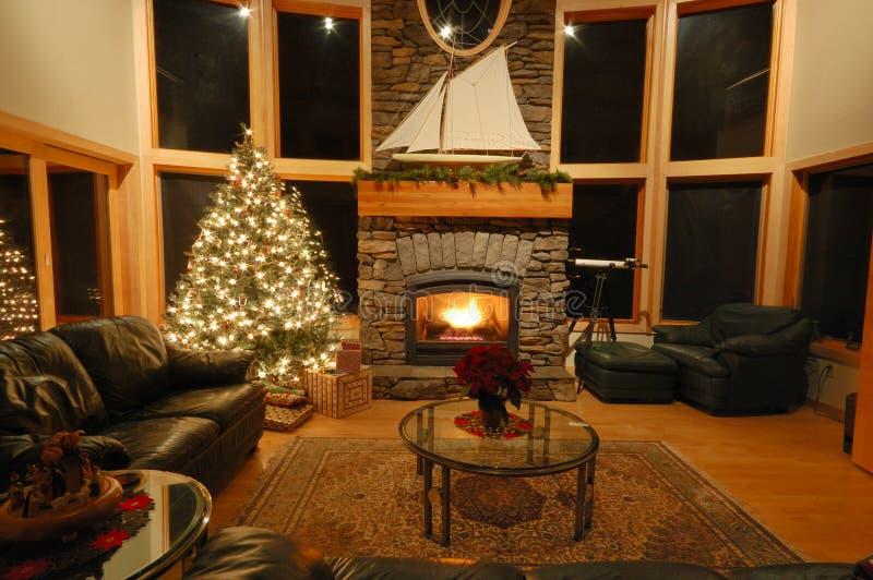 рождество северо-западное стоковые фото