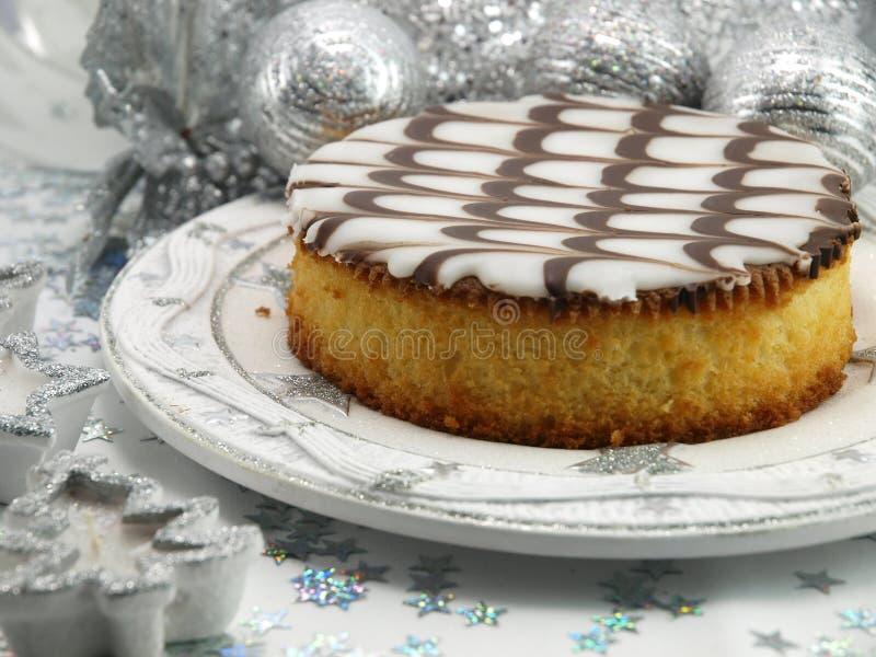 рождество торта стоковые изображения