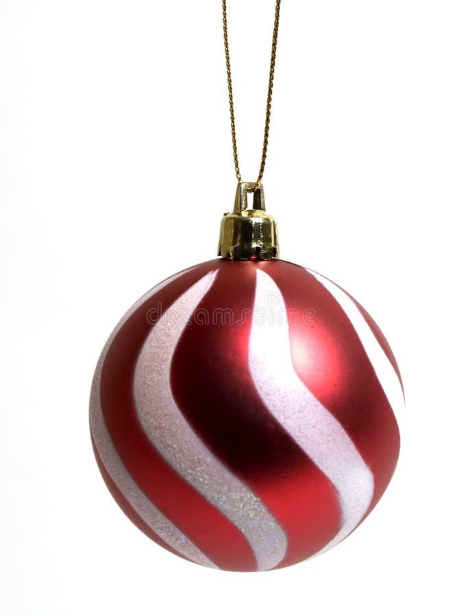 рождество шарика волнистое стоковые фото
