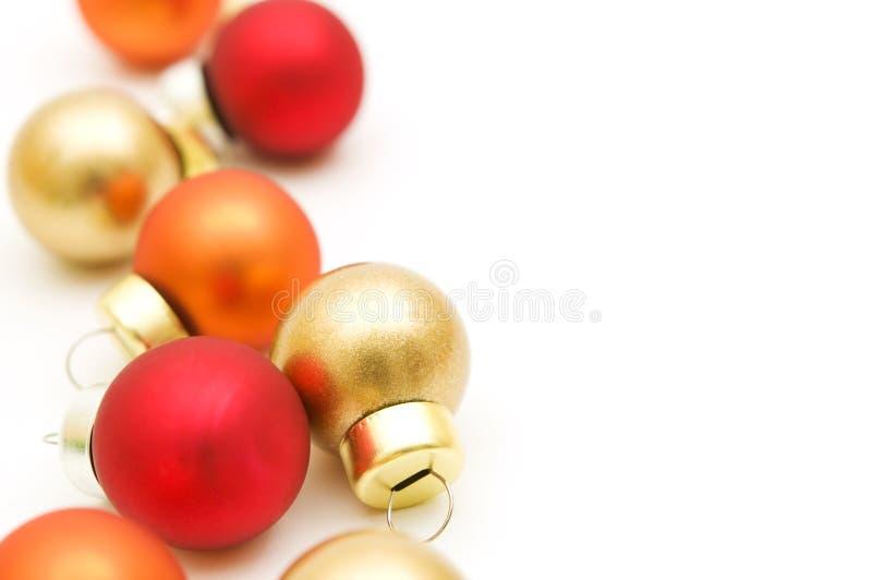 Download рождество шариков цветастое Стоковое Изображение - изображение насчитывающей бело, красно: 6861435