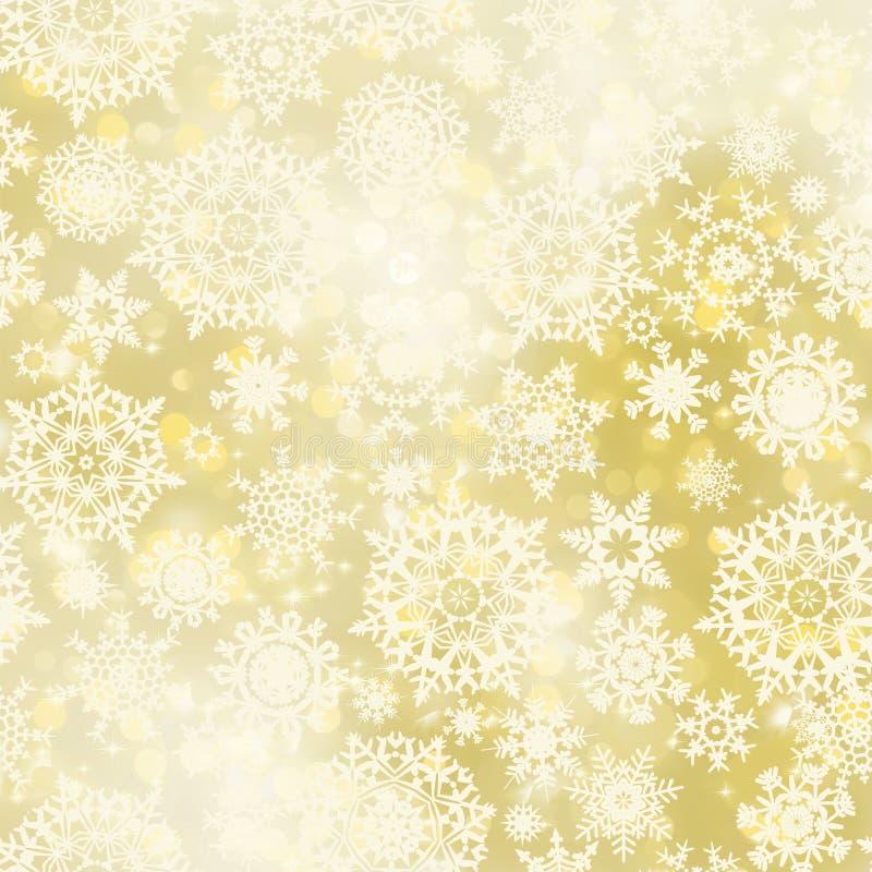 рождество шикарный eps 8 предпосылок иллюстрация вектора