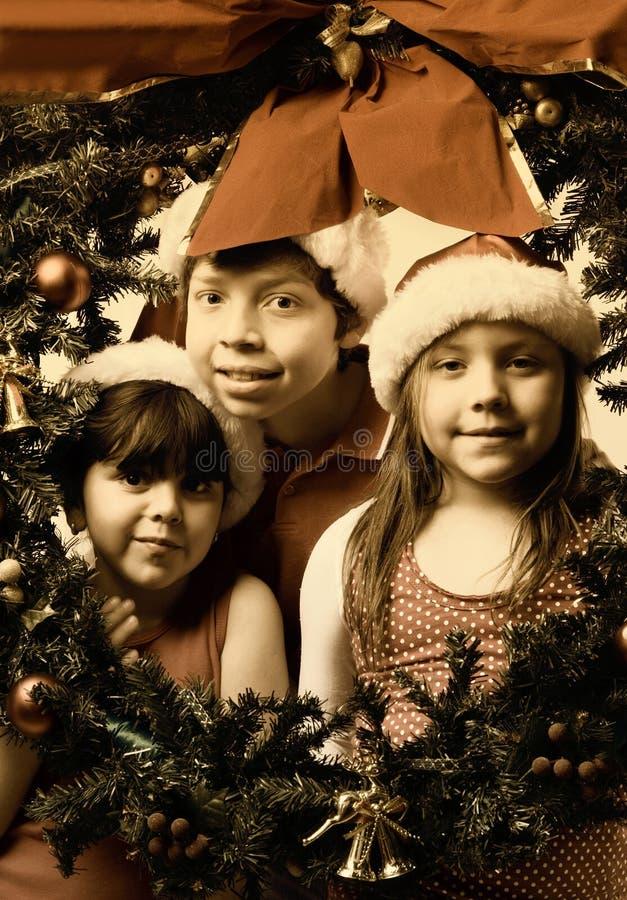 Download рождество стоковое изображение. изображение насчитывающей малыш - 6858447