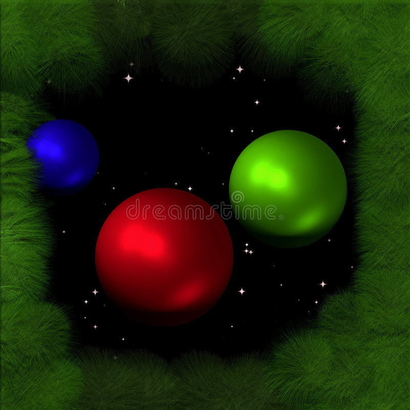 Download рождество иллюстрация штока. иллюстрации насчитывающей небо - 6862960